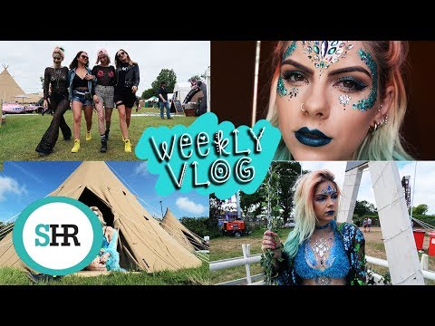 ISLE OF WIGHT FESTIVAL 2017 | Weekly Vlog 23