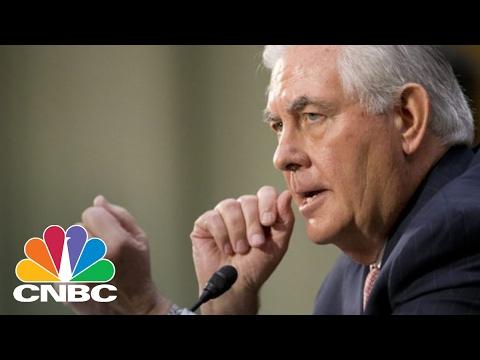 Rex Tillerson Heads To G20 Summit   CNBC