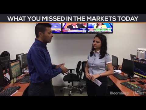 Market Wrap: Sensex, Nifty Post First Weekly Loss Since January 22