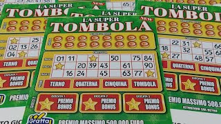 SUPER TOMBOLA NEWS 🍀🤑😍♥️😘