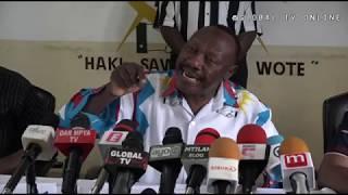 "PROF LIPUMBA: ""Maalim Seif Anaibomoa CUF, Anawakumbatia Chadema"""