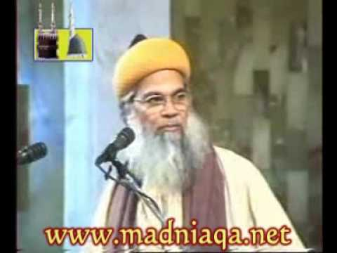 Pir Syed Hashmi Miya Shah Sahib Kichocha Shareef India at the International Sunni Conference 2000 Video 1 of 6