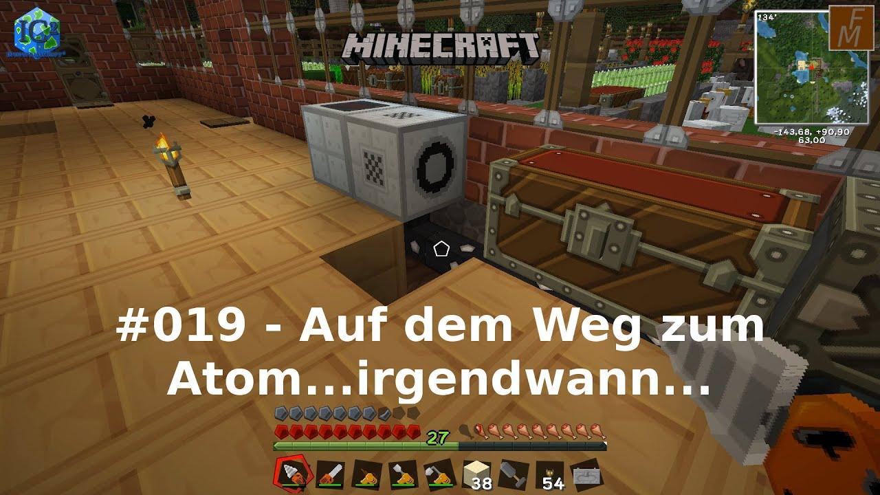 [DE] #019   Industrial Craft 2 Für Minecraft   Thermal Centrifuge, Mining  Laser