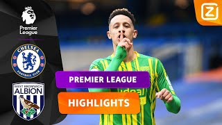 EEN VERRASSENDE UITSLAG! 🔥   Chelsea vs West Bromwhich   Premier League 2020/21