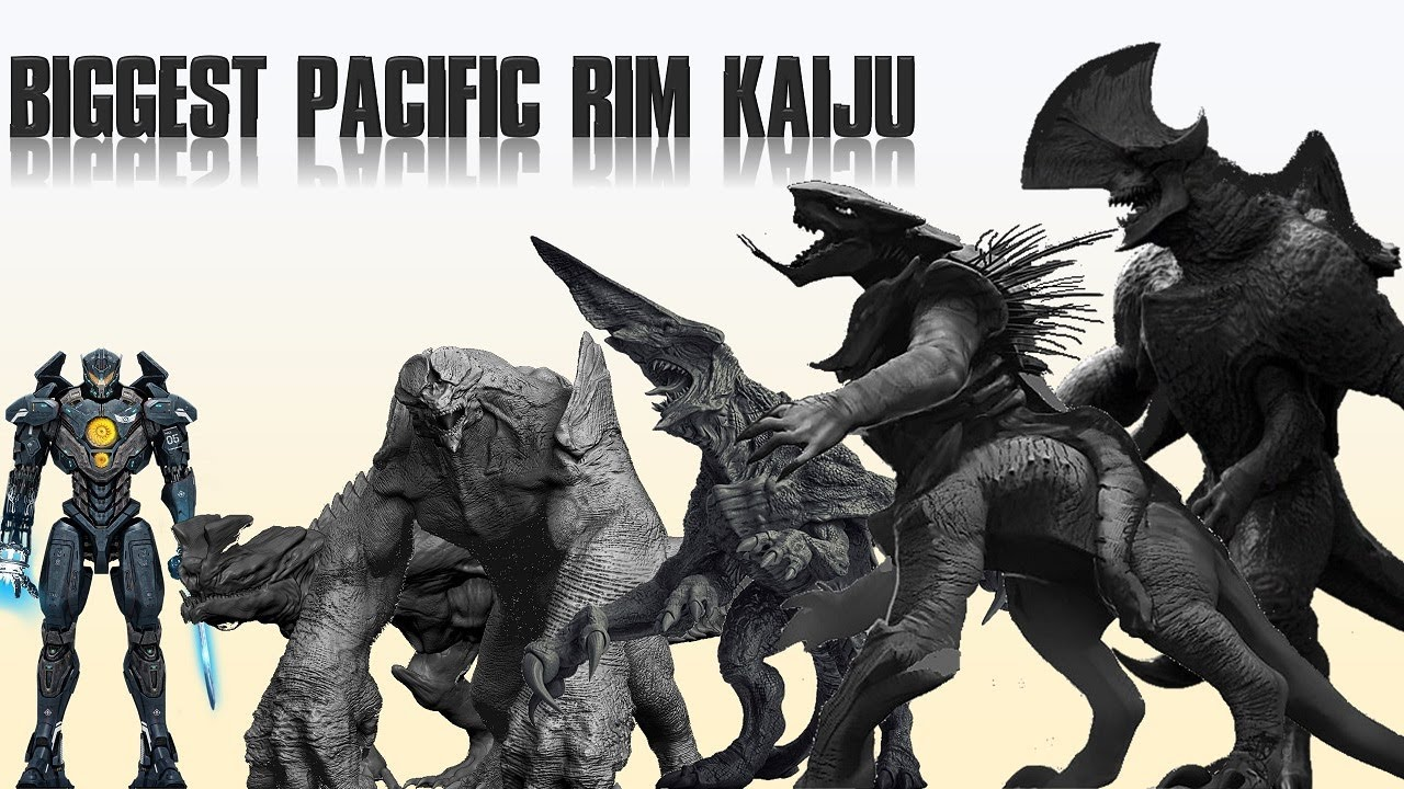10 Biggest Kaiju in Pacific Rim