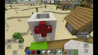 Minecraft  hastane nasıl yapılır