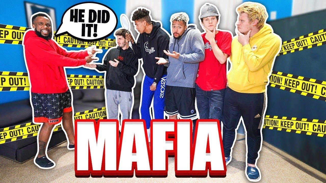 2HYPE Plays Mafia - THE FUNNIEST MAFIA GAME EVER!