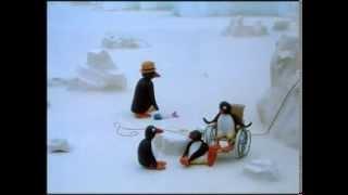 Kijk Pingu haalt grap uit filmpje