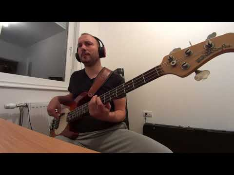 Sade - Love Is Stronger Than Pride (Bass Cover)