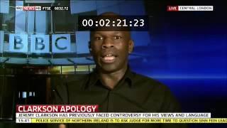 Sky  News - Jeremy Clarkson March 2014