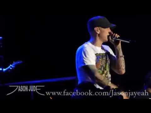Eminem   Marshall Mathers HD LIVE