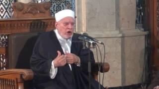 مصر العربية | عمر هاشم للمنظمات الدولية: لماذ تتركون الأقصى لشواذ الأرض؟