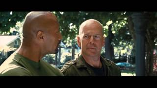 G.I. Joe  Retaliation Joe Colton Featurette - Bruce Willis (Full HD)