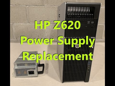 Hp Z620 Manual