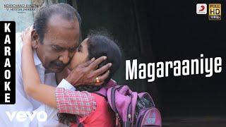 Pon Manickavel Magaraaniye Karaoke Prabhu Deva D Imman