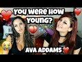 My First Time | ft. Ava Addams | StoryTime #FirstTime