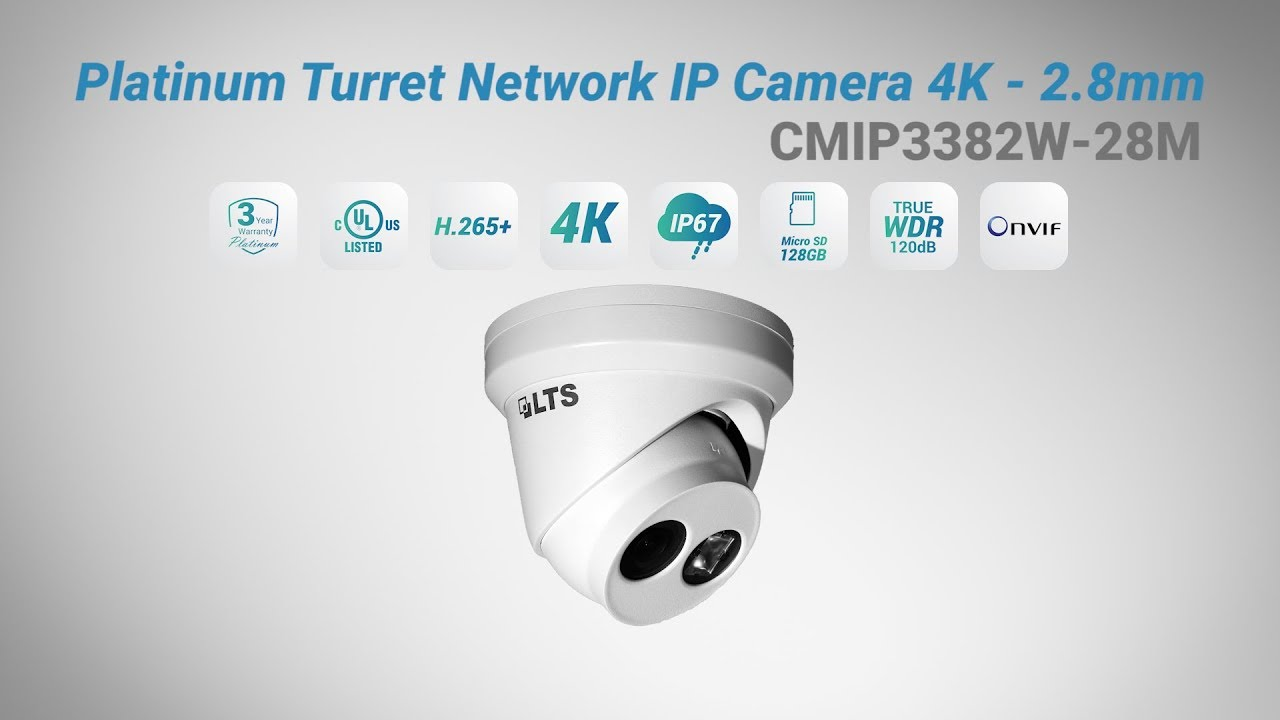 LT Security CMIP5323 IP Camera Drivers for Windows Download