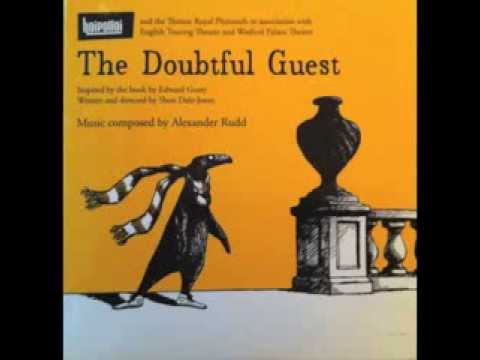 The Doubtful Guest by Edward Gorey - Music from the Theatre Production Mp3