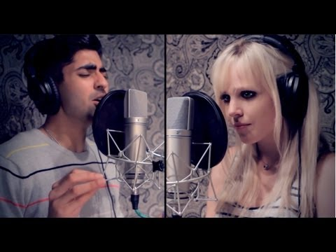 Beneath Your Beautiful - Labrinth feat. Emeli Sandé. Official Cover by Ulrika and Anoop Desai