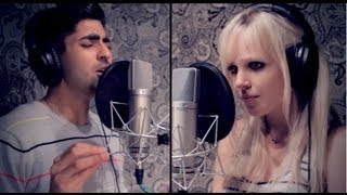 Beneath Your Beautiful - Labrinth feat. Emeli Sandé. Cover by Ulrika and Anoop Desai