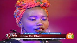 Chemutai Sage Acoustic Sound #10Over10