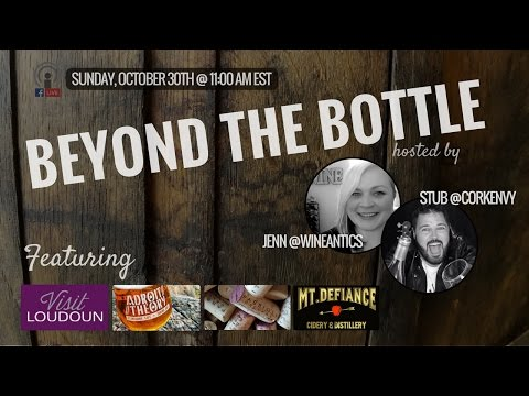 Beyond the Bottle Live Show Featuring Loudoun County, Virginia