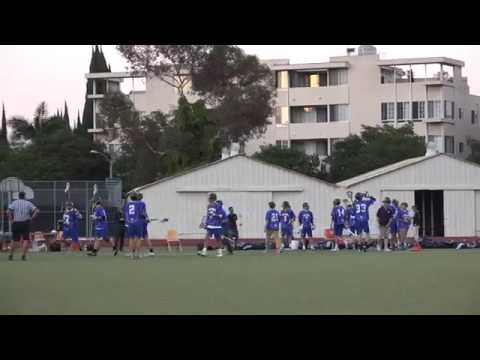 Santa Monica High Lacrosse vs  Beverly Hills May 1st