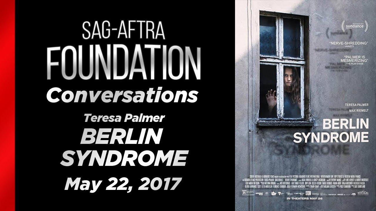 Sag Berlin conversations with teresa palmer of berlin