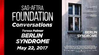Conversations with Teresa Palmer of BERLIN SYNDROME