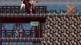 Shadow Dancer - Genesis - Full Game Speed Run