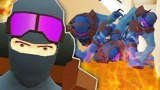 INTRUDER: STEALTH SOLDIER EXPERIENCE • Intruder Gameplay
