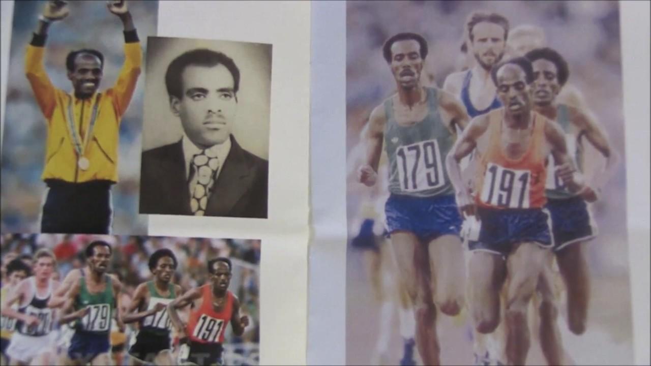 Olympic Hero Miruts Yifter hounoureed in Toronto: Ethiofidel.com