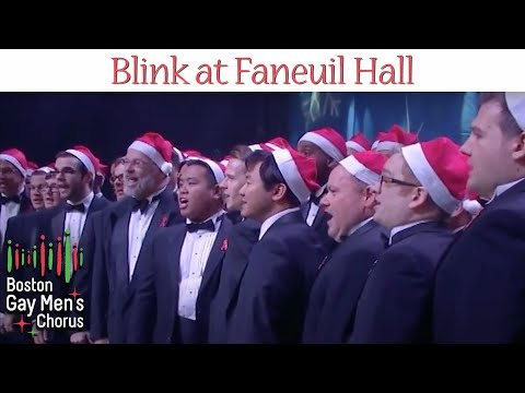 Blink at Faneuil Hall - Boston Gay Men