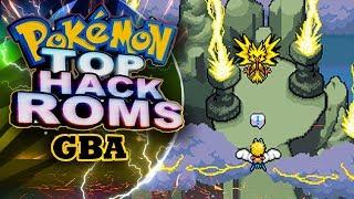 Top Hack Roms Pokemon GBA 2018 - [DarkFex]