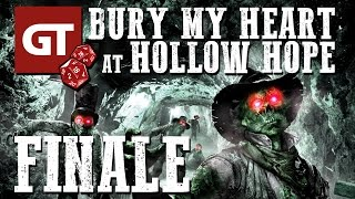 Thumbnail für GameTube Pen & Paper: Bury My Heart at Hollow Hope #3 - Horror-Western