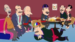 Hmoob Laig Dab Txheej Qub hiab Txheej Tshiab | Hmong Funny cartoons
