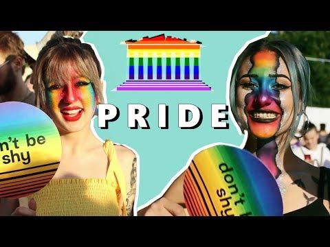 Pride 2018: Η αγάπη νικάει πάντα • Venetia Kamara