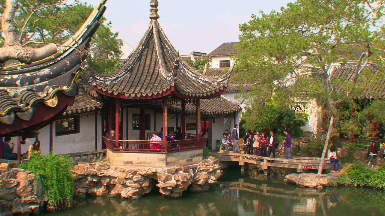 Decoding Ancient Chinese Gardens Trailer YouTube