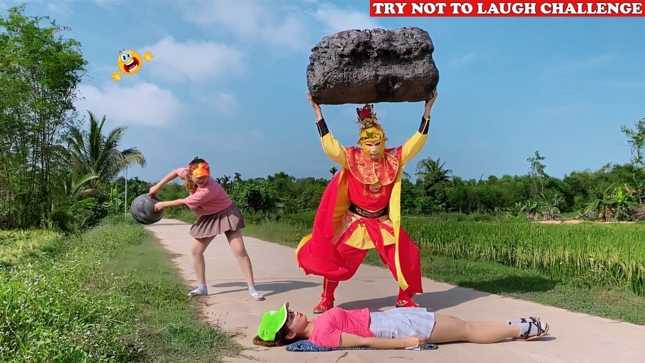 Try Not To Laugh ? ? Top New Comedy Videos 2020 - Episode 44 | Sun Wukong