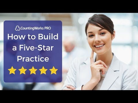 "Marketing for Accountants, Tax Professionals: ""Building a Five-Star Practice"" Free Recorded Webinar"