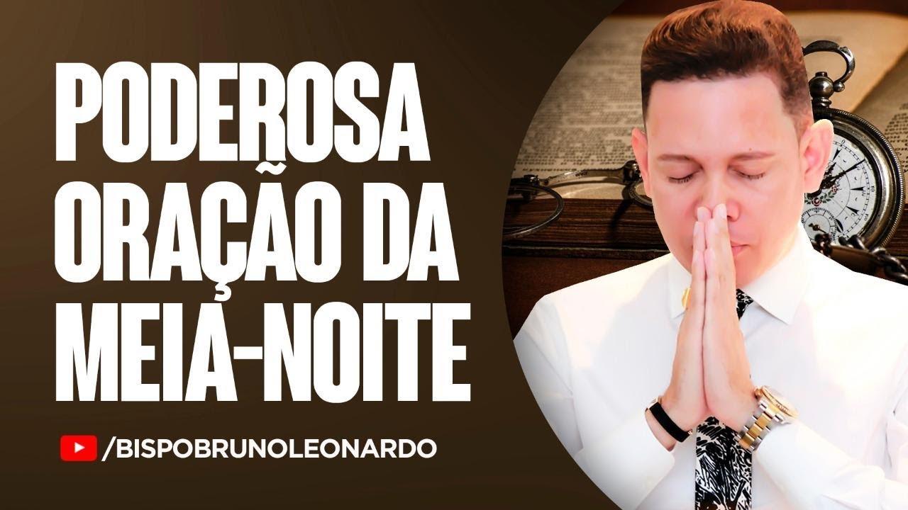 ORAÇÃO DA MEIA-NOITE-27 DE JULHO