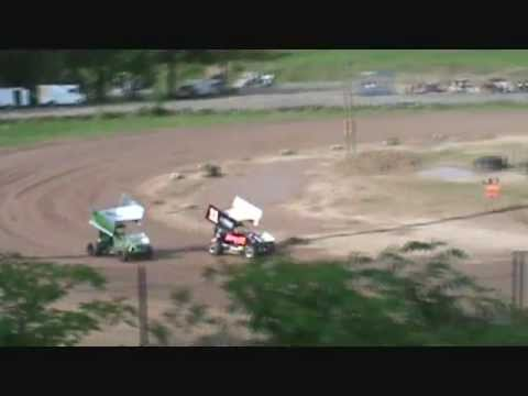 Blanket Hill 5-29-11 600 Micro Sprint Heat