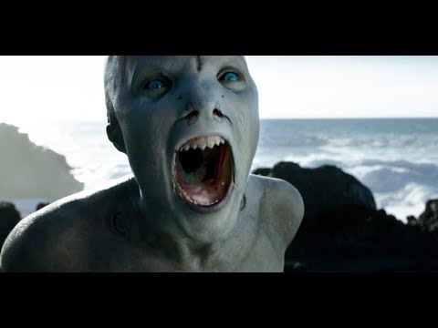 COLD SKIN (2018) Official Trailer (HD) CREATURE FEATURE | Xavier Gens, Ray Stevenson, David Oakes