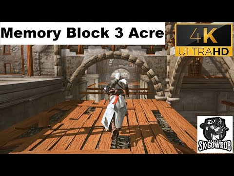 Assassin's Creed Remastered Ultra High Graphics Mod Gameplay Memory Block 3 Acre