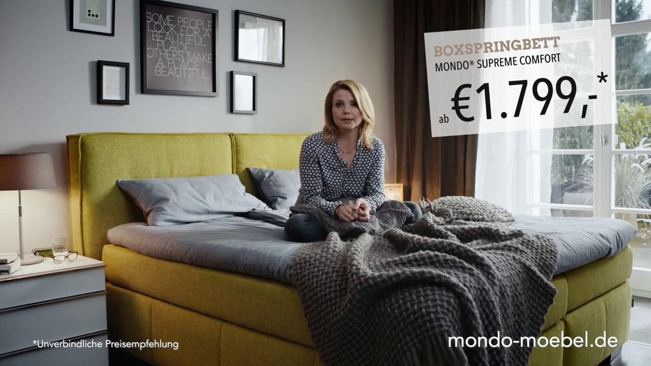 Mondo Tv Spot Bett Youtube