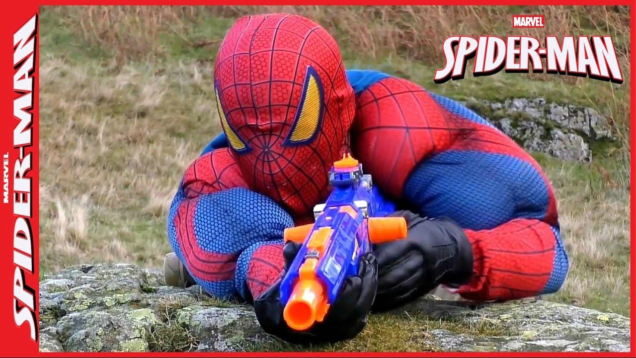 Nerf Gun Arsenal NERF GUN: SNIPER SPIDE...