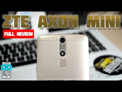 Review ZTE Axon Mini, Layar Super AMOLED-nya Bikin Betah!