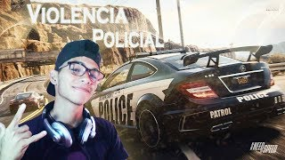 NEED FOR SPEED: MOST WANTED - VIOLENCIA POLICIAL