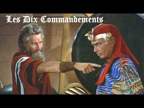Les Dix Commandements 1956 (The Ten Commandments) -  Film Réalisé Par Cecil B  De Mille