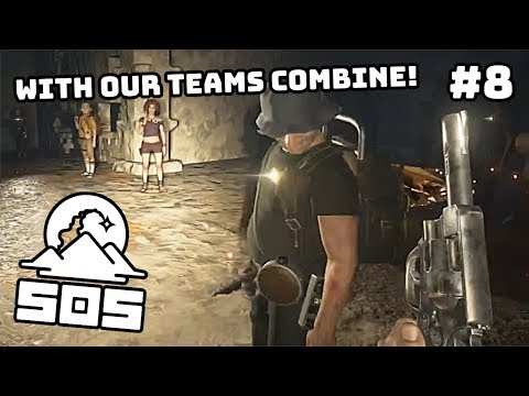With Our Teams Combine! (SOS: The Ultimate Escape #8)